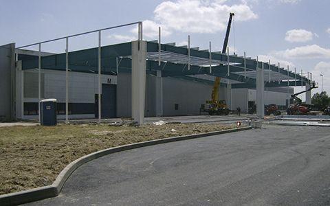 Artcobat ECCI Construction Bâtiment Industrie Habitat méthanisation agricole réalisation industriel