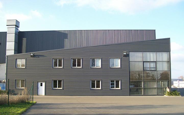 Artcobat ECCI Construction Bâtiment Industrie Habitat méthanisation agricole