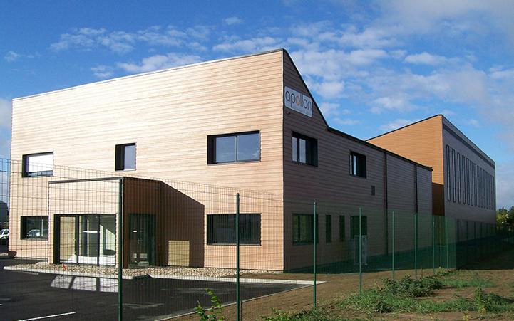 Artcobat ECCI Construction Bâtiment Industrie Habitat méthanisation agricole réalisation industrielle