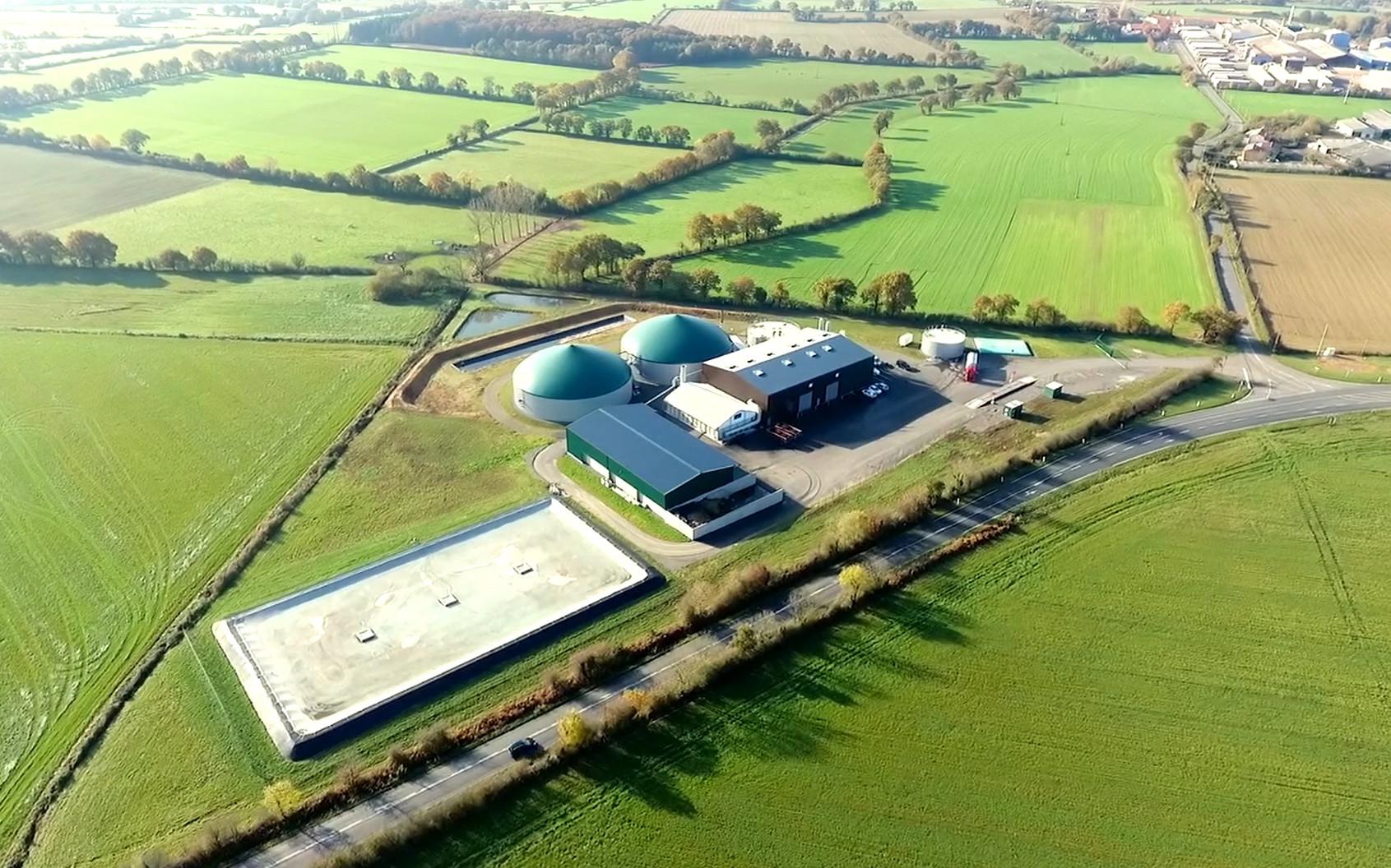 Artcobat ECCI Construction Bâtiment Industrie Habitat méthanisation agricole réalisation chantier