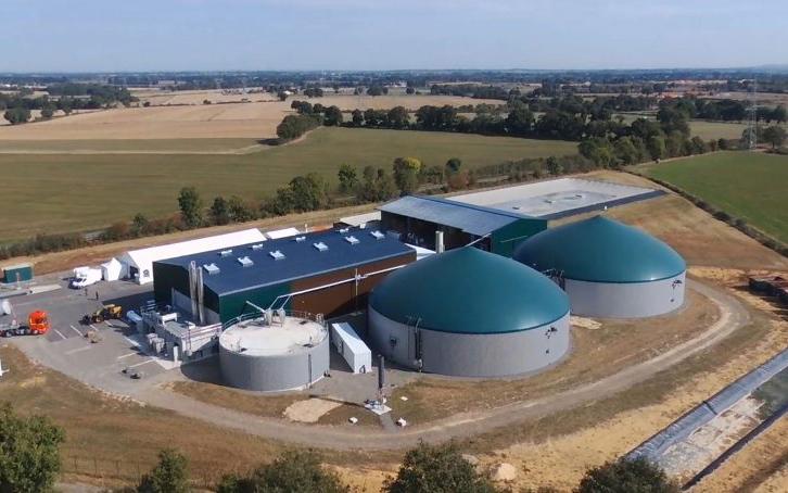 Artcobat ECCI Construction Bâtiment Industrie Habitat méthanisation agricole réalisation métha
